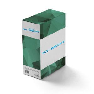 naossoft logo design