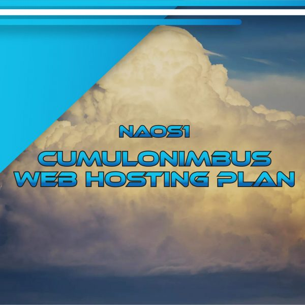 Naos 1 Monthly Hosting Plan